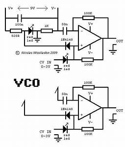 White Noise Generator Schematic
