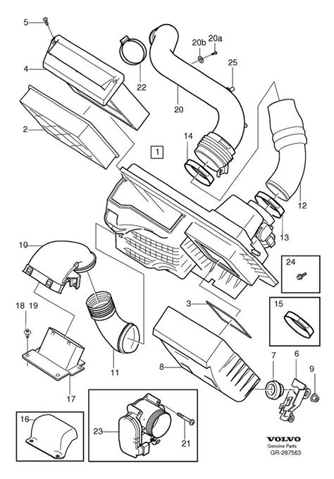 Volvo Engine Parts Diagram Projects Try