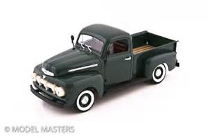 1951 Ford Diecast Model Pickup Truck