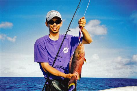 trout coronation grouper catch fishing howtocatchanyfish