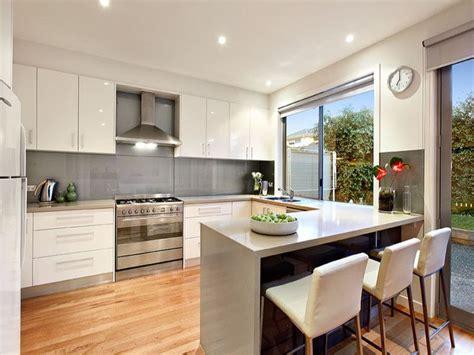 u shaped kitchens with islands small u shaped kitchen with island hd house design ideas