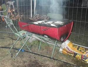 Fabriquer Un Barbecue Avec Un Bidon : vos photos de barbecue you ~ Dallasstarsshop.com Idées de Décoration