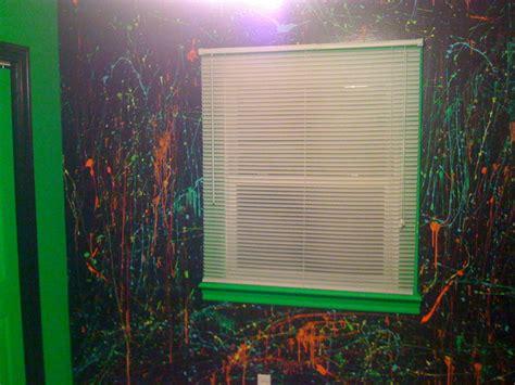 Splatter Paint Bedroom by Teenager Bedroom Eclectic Kids Chicago By Dew It