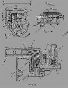 Cat 3126 Heui Pump Diagram