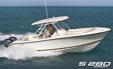 Pursuit Boats For Sale In Alabama by Pursuit Sport Tender S 280 Boats For Sale In Alabama
