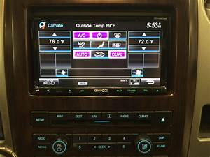 Replacing A Defective Factory Navigation Radio In A 2012 F