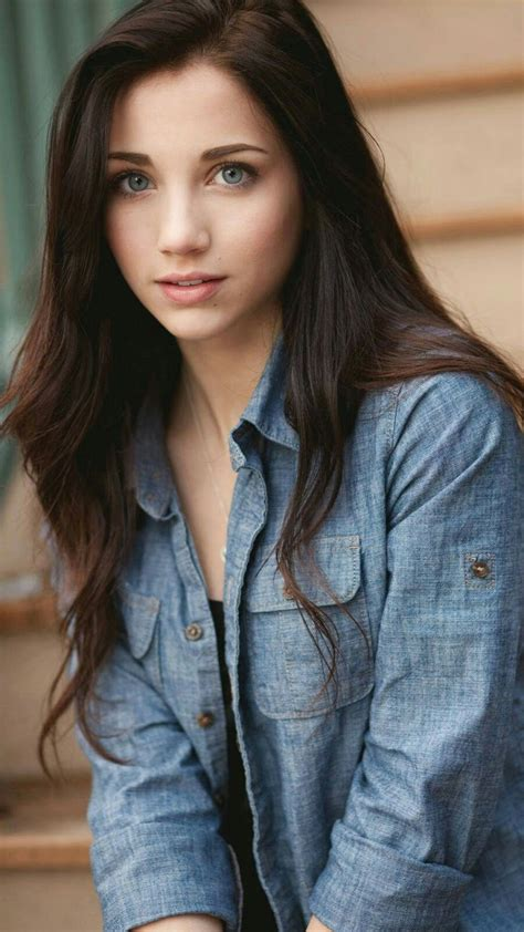 Emily Rudd Black Hair Blue Eyes Actresses In 2019