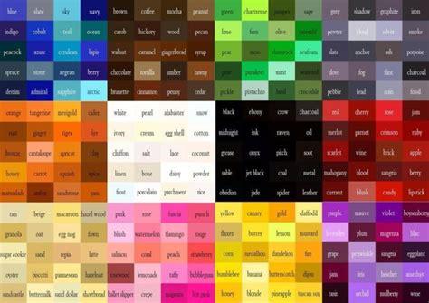 love love love  colour thesaurus  ingrid sundberg