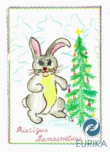 Ziemassvētku kartiņas