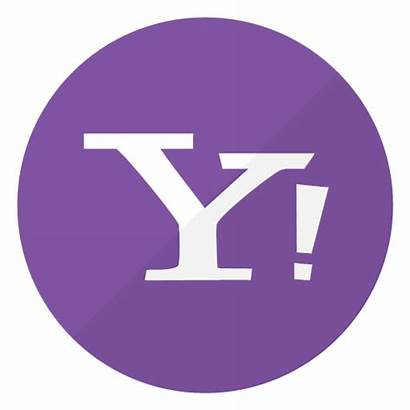 Yahoo Icon Engine Website Icono Icons Estilo