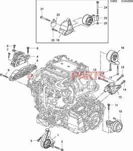 13322173  Saab Hydro Bushing