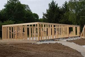 Epaisseur Mur Ossature Bois : maison ossature bois epaisseur mur obtenez ~ Melissatoandfro.com Idées de Décoration