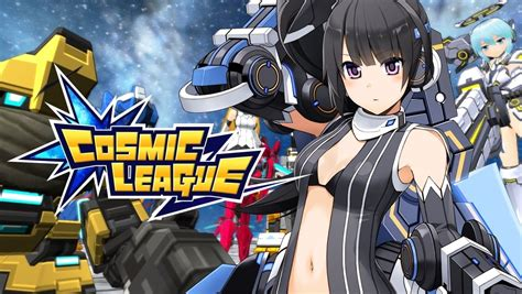 Third Person Shooter Anime Pc Mmo Free Cosmic League Pre Registration For Anime Shooter
