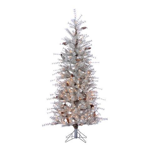 7 5 ft feel real downswept douglas fir artificial