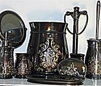 victorian bathroom accessories Victorian Ornate Bath Accessory Collection Set Bathroom ...