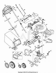 Mtd 12abd29v897  2015  Parts Diagram For General Assembly