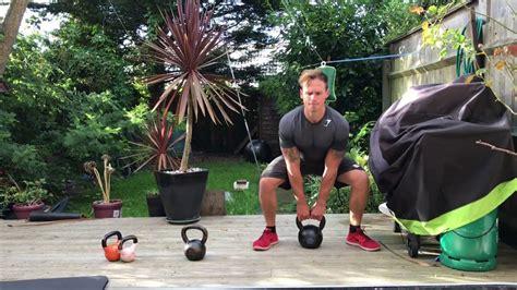 kettlebell loss workout weight