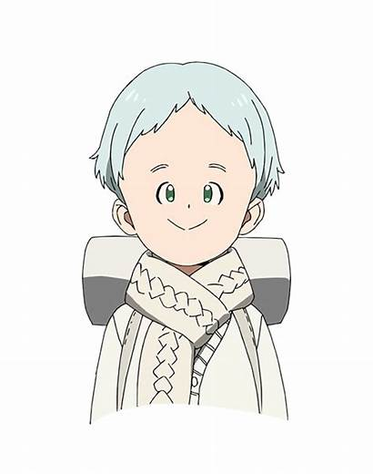 Neverland Promised Season Yakusoku 2nd Character Rossi