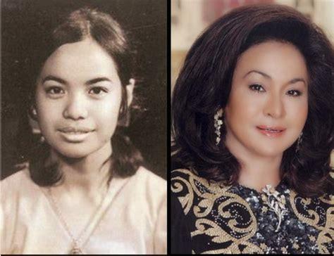 Budak Sekolah Hamil 10 Gambar Koleksi Gambar Rosmah Mansor Ketika Muda