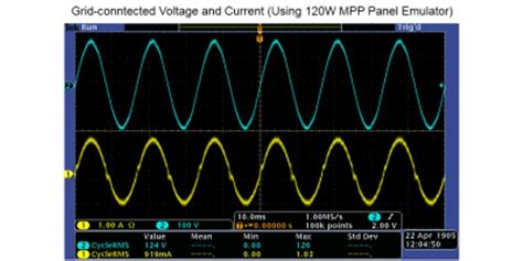 Tidm Solaruinv Grid Tied Solar Micro Inverter With Mppt