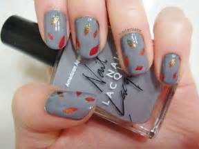 Fall nail art designs and trends inspiring