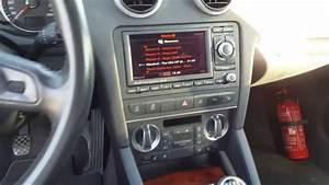 Audi A3 Facelift  8p  Audi Sound System