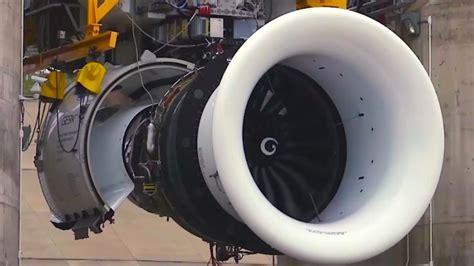 Ge Tests World's Largest Jet Engine