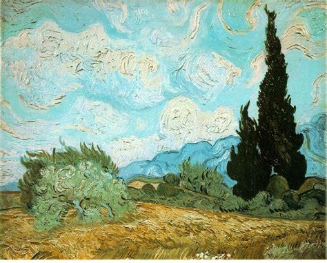 vincent gogh artwork vincent gogh landscape painting