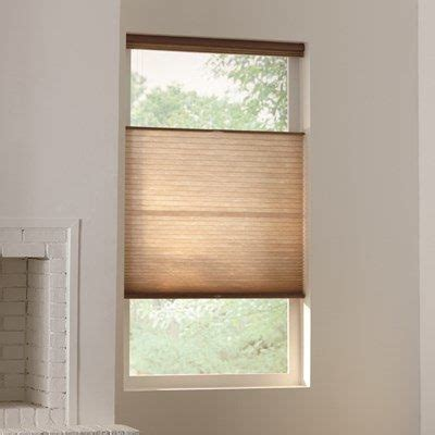 home depot l shades home decorators collection light filtering cellular shade