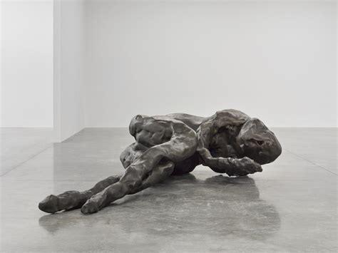 sleeping figure sculpture  tracey emin  feature
