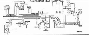 560 electrical mess yesterday39s tractors With wiring mess