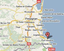plan appartement 3 chambres location vacances vue mer port vendres