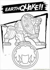 Rangers Coloring Earthquake Colorir Desenhos Terremoto Colorear Colorare Ranger Disegni Kleurplaat Coloriage Pintar Disegno Dibujos Kolorowanki Kleurplaten Activity Desenho Dzieci sketch template