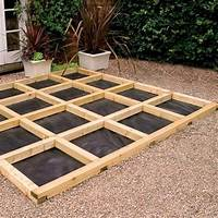 ground level deck plans Building A Ground Level Deck Uk For The Home Pinterest ...