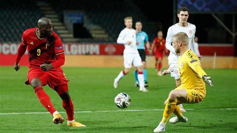 Lukaku nets brace as Belgium gains Nations League Final Four