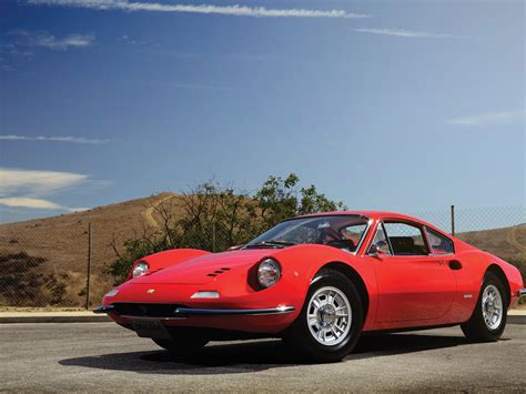 How many unique parts were made just for this one car? RM Sotheby's - 1969 Ferrari Dino 206 GT by Scaglietti | New York - Driven By Disruption 2015