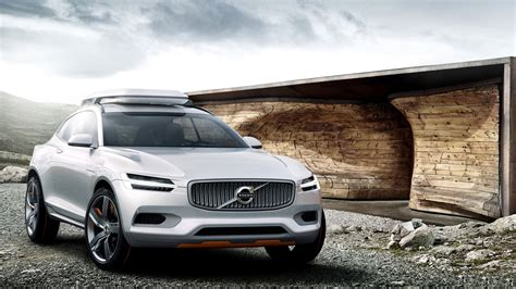 Volvo Xc90 4k Wallpapers by 2014 Volvo Xc Coupe Concept Wallpaper Hd Car Wallpapers