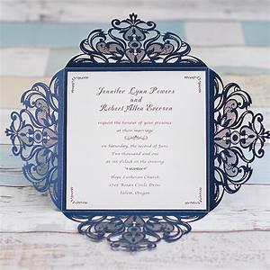 blue wedding invitations cheap at elegant wedding invites With navy blue wedding invitations canada