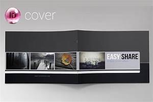 indesign photo album portfolio brochure templates on With indesign portfolio template