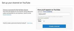 Creating & Optimising a New YouTube One Channel Design