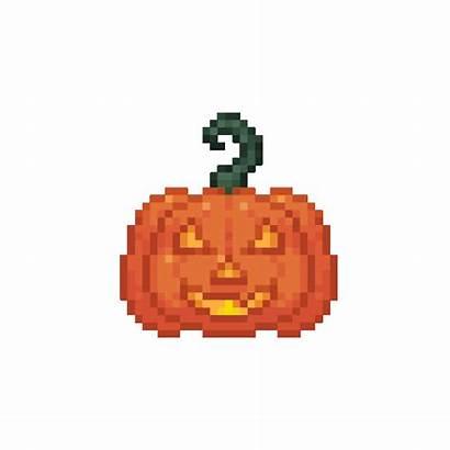 Pumpkin Pixel Clipart Cliparts
