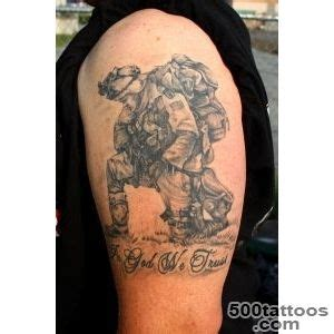 soldier tattoo designs ideas meanings images