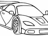 Coloring Race Koenigsegg Clipartmag Sport sketch template