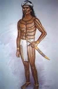 visayan pintado warrior sugbu  cebu pinterest