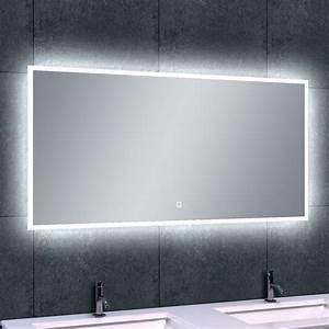 Spiegel 60 X 40 : spiegel wiesbaden quatro dimbare led condensvrij 120x60cm ~ Bigdaddyawards.com Haus und Dekorationen
