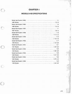 1987 Polaris Indy 400 Snowmobile Service Repair Manual