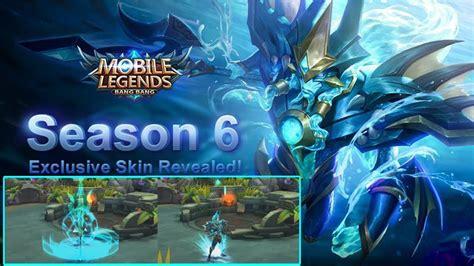 Alpha Sea Gladiator Season 6 Skin First Look & Abilities
