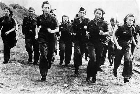 World War Ii' Multiplayer Will Have Female