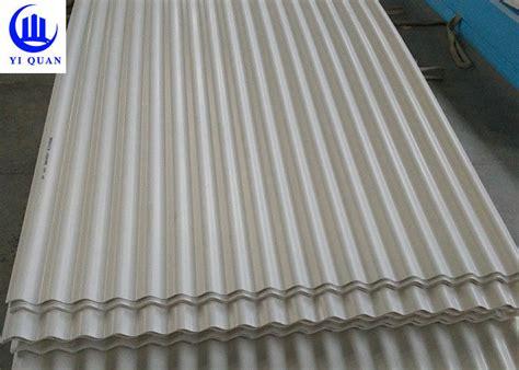 1130mm Width Pvc Wall Board Toughness Anti Uv Plastic Wall