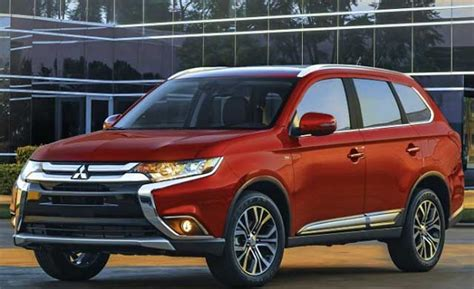 2018 Mitsubishi Outlander Release Date, Concept, Sport